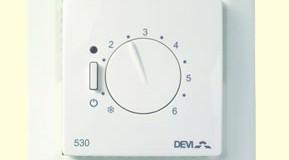 Терморегулятор Devireg