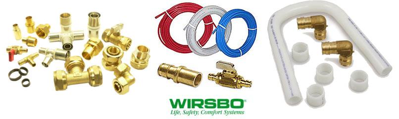 Трубы полимерные Wirsbo