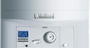 Газовый проточный водонагреватель Vaillant. Управление