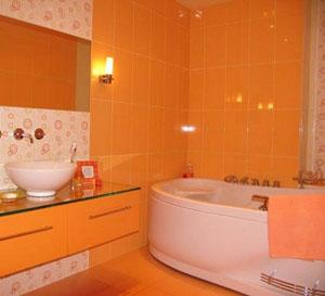 Цвет для ванной комнаты