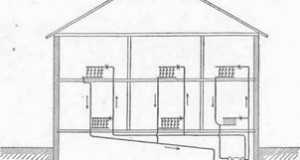 Схема электрического отопления